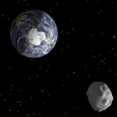 Un nuevo asteroide se acercará a la Tierra. Astero13