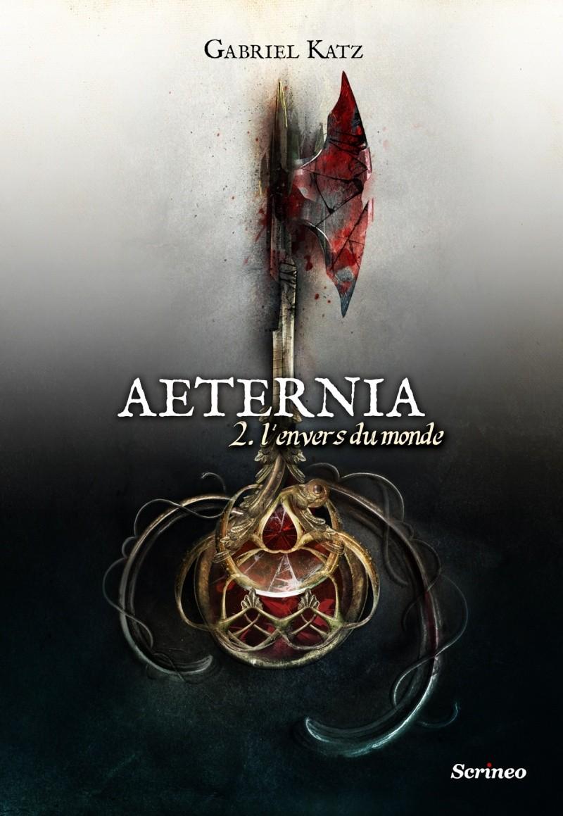 [Katz, Gabriel] Aeternia - Tome 2 : l'envers du monde 97823610
