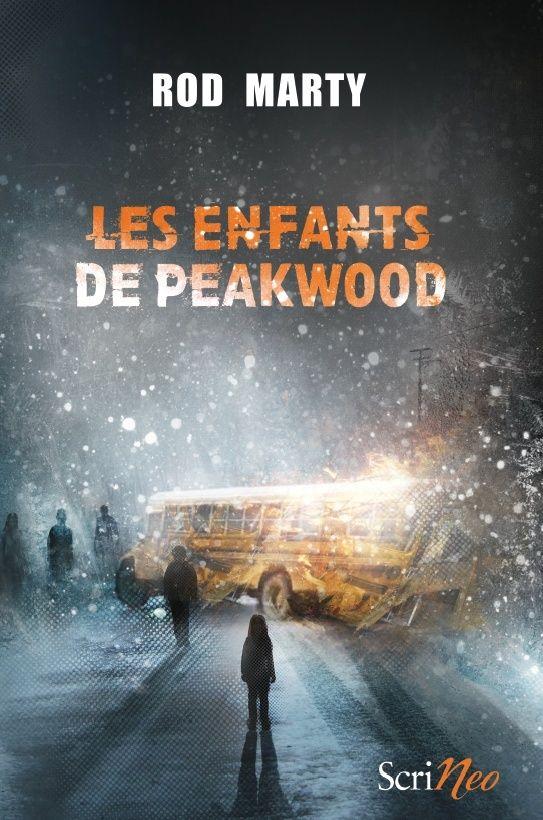 [Editions Scrineo]  Les enfants de Peakwood de Rod Marty Peakwo10