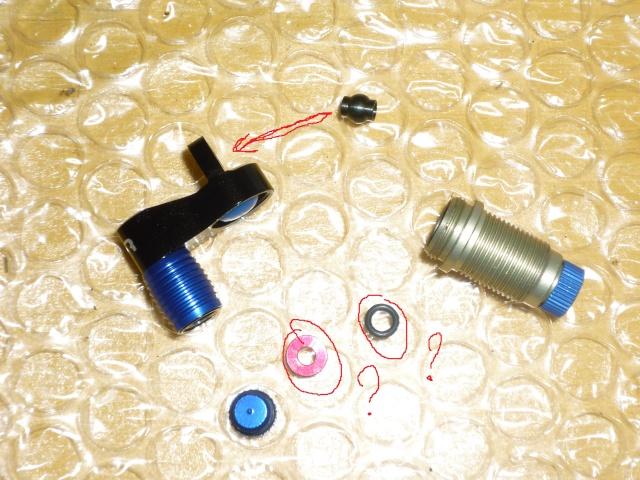 [OLD NEW]Aluminum Reservoir Shock/Piggyback Adjustable Rebound shock Hot Racing - Page 2 P1010216