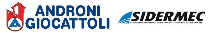 ANDRONI GIOCATTOLI - SIDERMEC Logo11