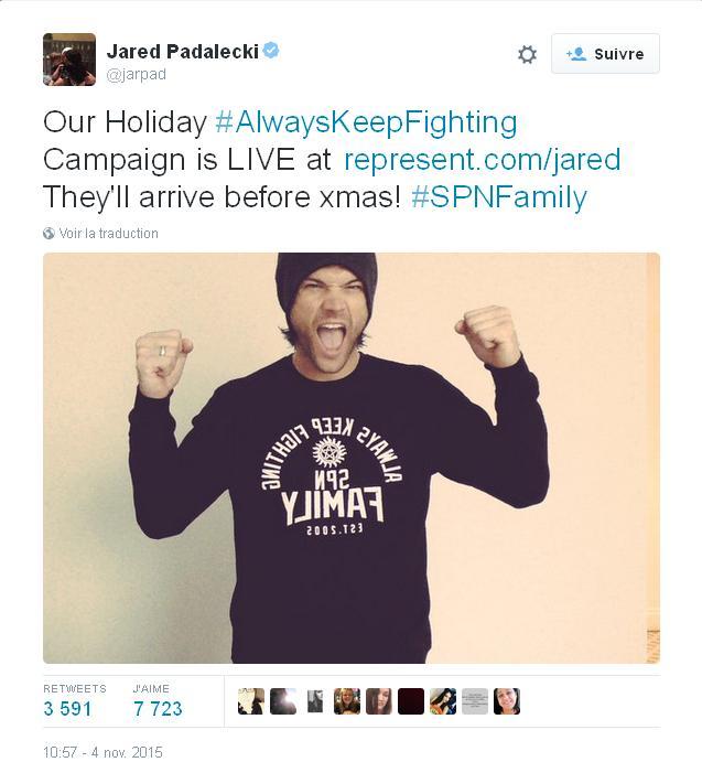 Infos/News sur Jared Jarpad10