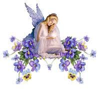 """"""" 31 Mai = 31ème Prière """" Mois de Marie offrons à notre Maman du ciel une petite couronne """" Ange_a11"""
