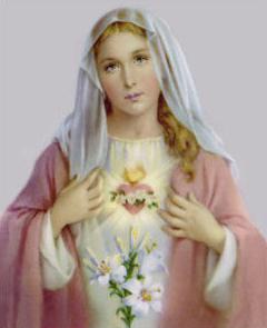 Consecration au Coeur de Marie Coeur-10