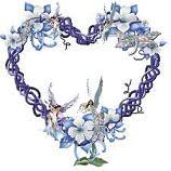 """"""" 31 Mai = 31ème Prière """" Mois de Marie offrons à notre Maman du ciel une petite couronne """" Coeur_22"""
