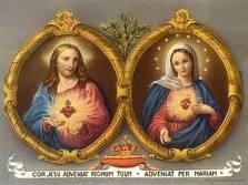 Consecration au Coeur de Marie Coeurs16