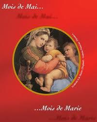 """"""" 31 Mai = 31ème Prière """" Mois de Marie offrons à notre Maman du ciel une petite couronne """" Mai_mo10"""