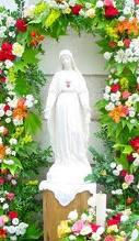 """"""" 31 Mai = 31ème Prière """" Mois de Marie offrons à notre Maman du ciel une petite couronne """" Marie412"""