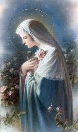 """"""" 31 Mai = 31ème Prière """" Mois de Marie offrons à notre Maman du ciel une petite couronne """" Marie910"""