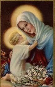 """"""" 31 Mai = 31ème Prière """" Mois de Marie offrons à notre Maman du ciel une petite couronne """" Marie_33"""