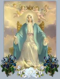 """"""" 31 Mai = 31ème Prière """" Mois de Marie offrons à notre Maman du ciel une petite couronne """" Marie_41"""
