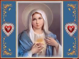 """"""" 31 Mai = 31ème Prière """" Mois de Marie offrons à notre Maman du ciel une petite couronne """" Marie_44"""