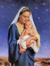 """"""" 31 Mai = 31ème Prière """" Mois de Marie offrons à notre Maman du ciel une petite couronne """" Marie_47"""