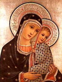 """"""" 31 Mai = 31ème Prière """" Mois de Marie offrons à notre Maman du ciel une petite couronne """" Vierge12"""