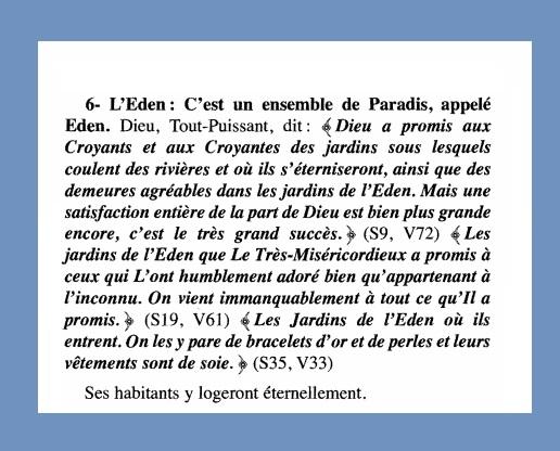 Les noms des paradis et leur significations  Paradi15