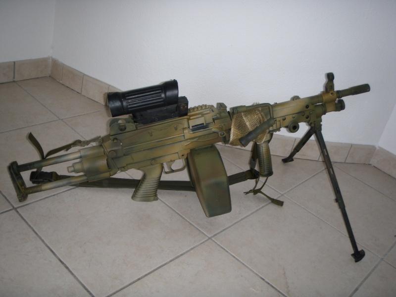 =Minimi M249 para A&K= P5192810