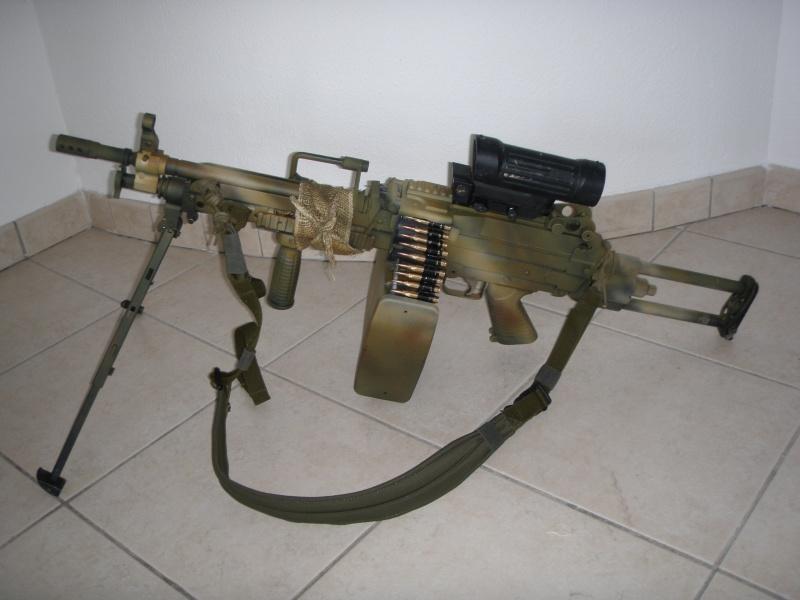 =Minimi M249 para A&K= P5192811
