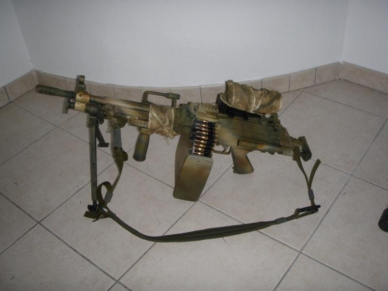 =Minimi M249 para A&K= P5212813