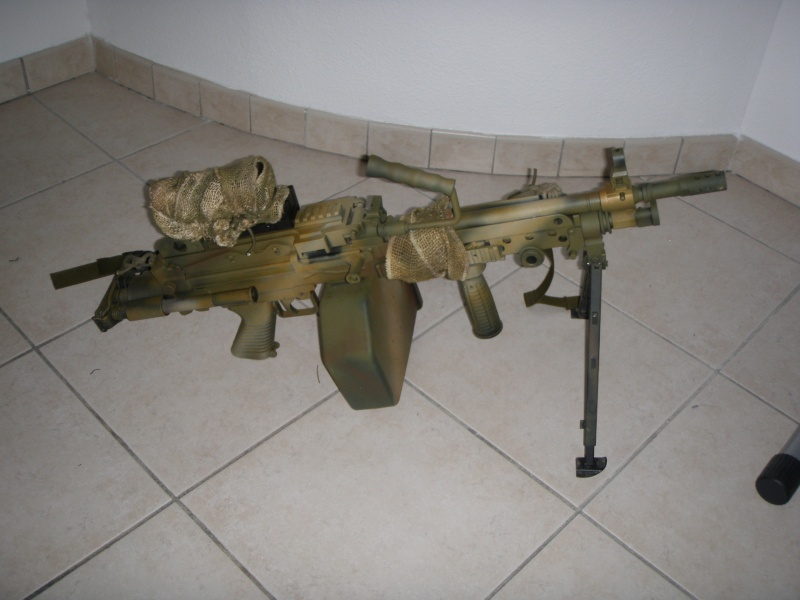 =Minimi M249 para A&K= P5212814