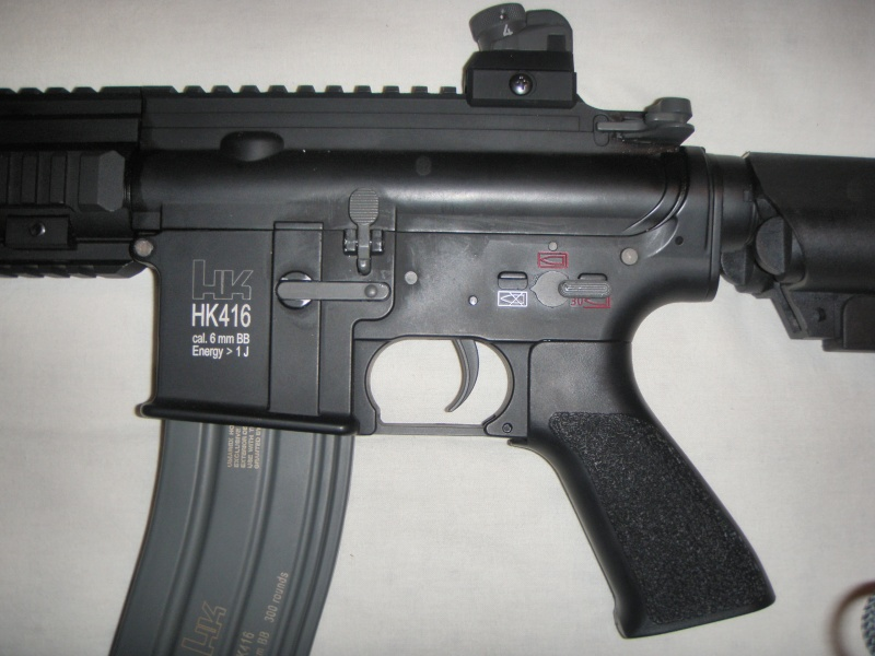 =HK 416 Classic Army= P9081816