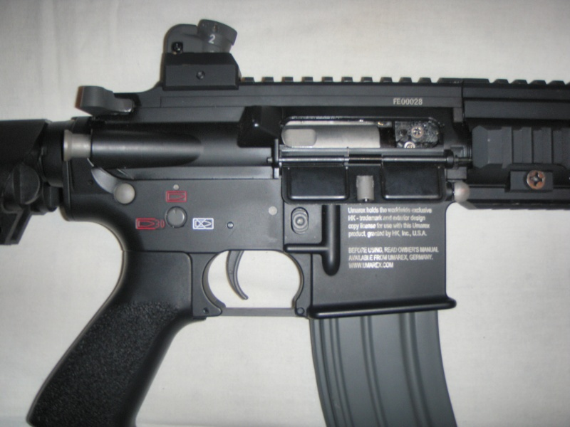 =HK 416 Classic Army= P9081817