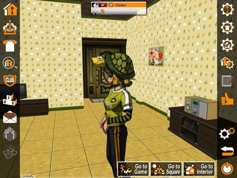 Récompense de changement de niveau: chapeaux!!! 20101010