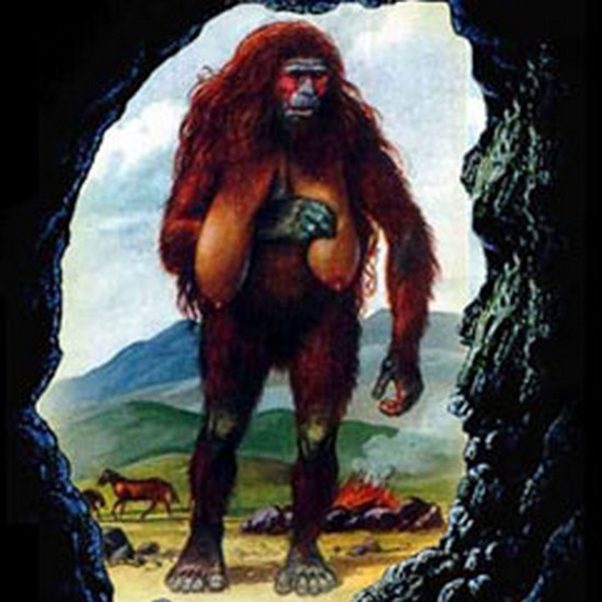 Cryptozoologie Caucase Almasty kaptar hominids hominoïdes cryptides mystère néanderthal