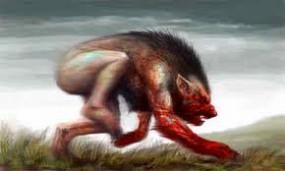 Mythe légende Cryptozoologie lobizon loup garou lycanthrope Argentine chien noir folklore galicien portugais brésilien forum créature lupine