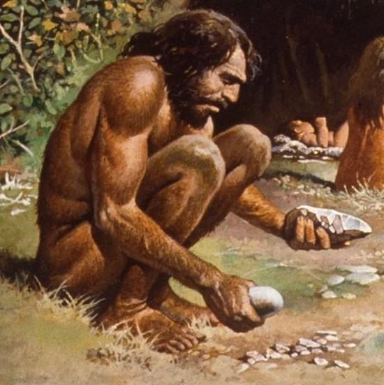 Paleoantropologie neandertal Homo neanderthalensis homo sapiens évolution morphologie