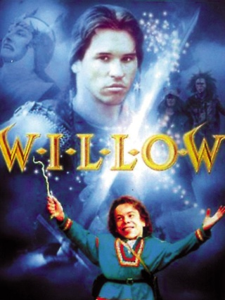 Ron Howard George Lucas  film fantastique Willow 1988