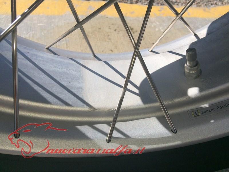 BMW K50 R1200GS LC pulizia accurata cerchi a raggi (opzionali) NO K51 ADV! Img_8812