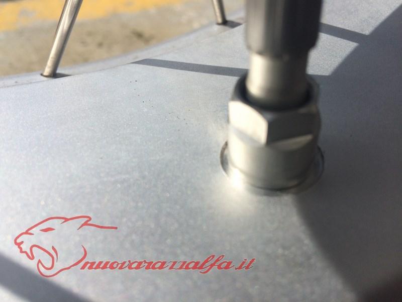 BMW K50 R1200GS LC pulizia accurata cerchi a raggi (opzionali) NO K51 ADV! Img_8817