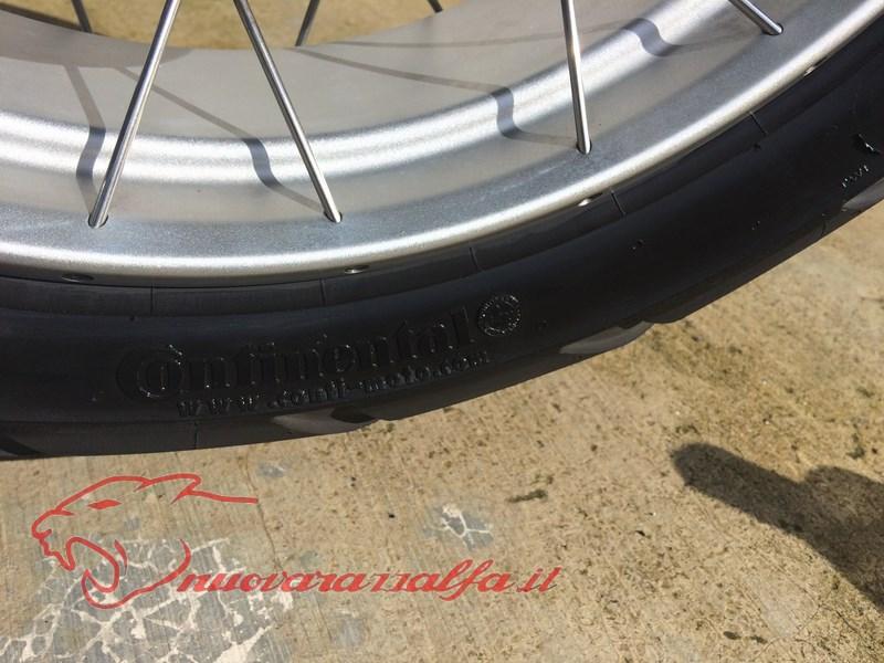 BMW K50 R1200GS LC pulizia accurata cerchi a raggi (opzionali) NO K51 ADV! Img_8821