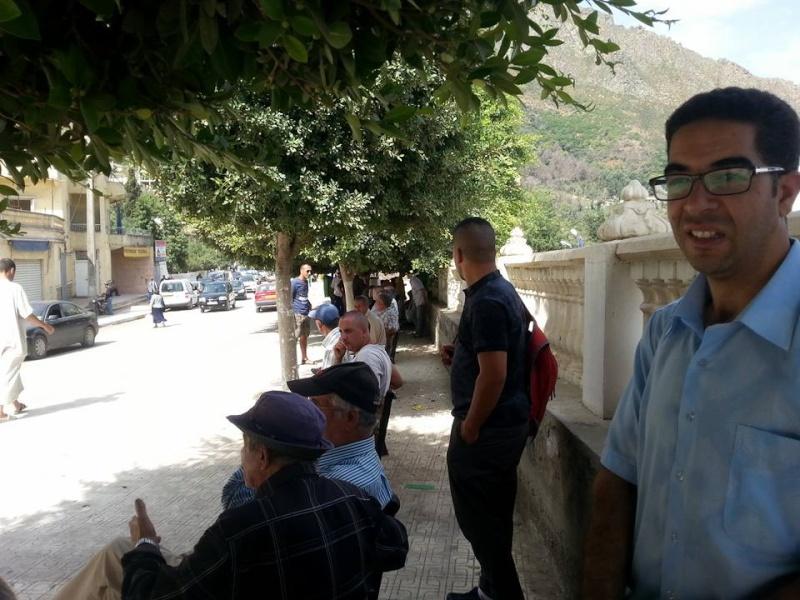 Rassemblement de Soutien aux réfugies Syriens à Aokas Samedi  12 Septembre 2015  - Page 4 158