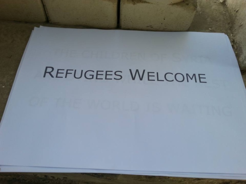 Rassemblement de Soutien aux réfugies Syriens à Aokas Samedi  12 Septembre 2015  - Page 4 161