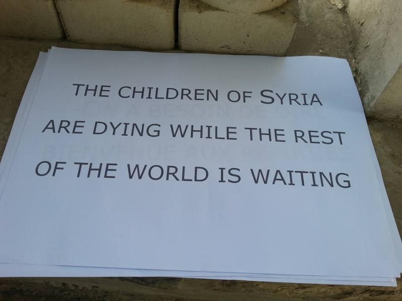 Rassemblement de Soutien aux réfugies Syriens à Aokas Samedi  12 Septembre 2015  - Page 4 162