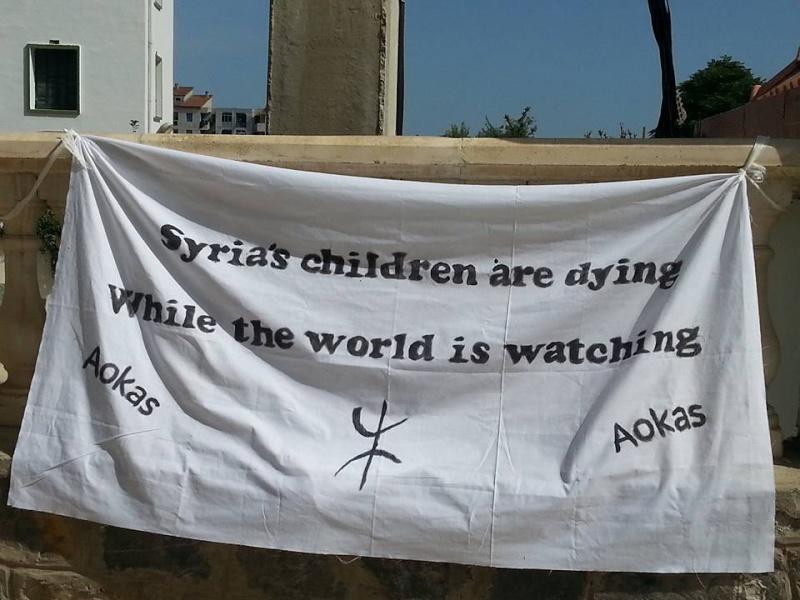 Rassemblement de Soutien aux réfugies Syriens à Aokas Samedi  12 Septembre 2015  - Page 4 170