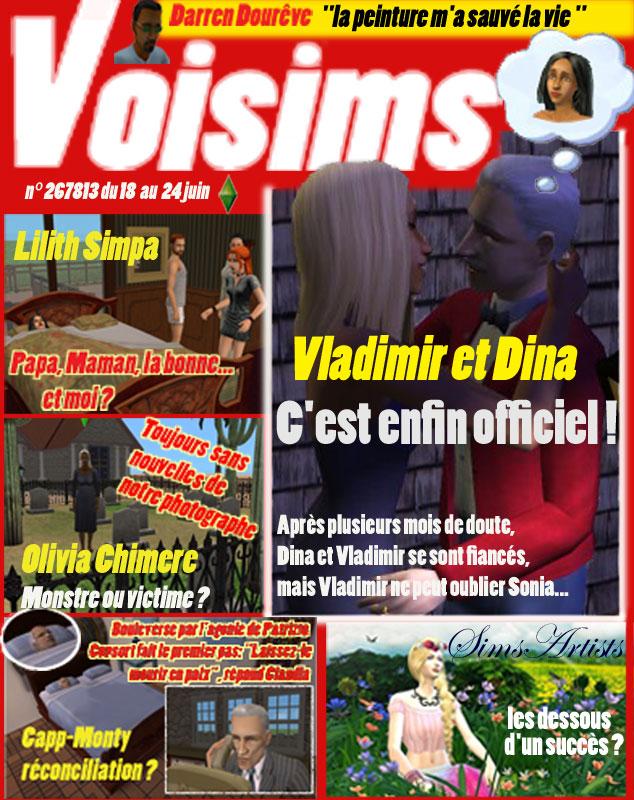 Concours : Les Sims à la Une ! Couv_v10