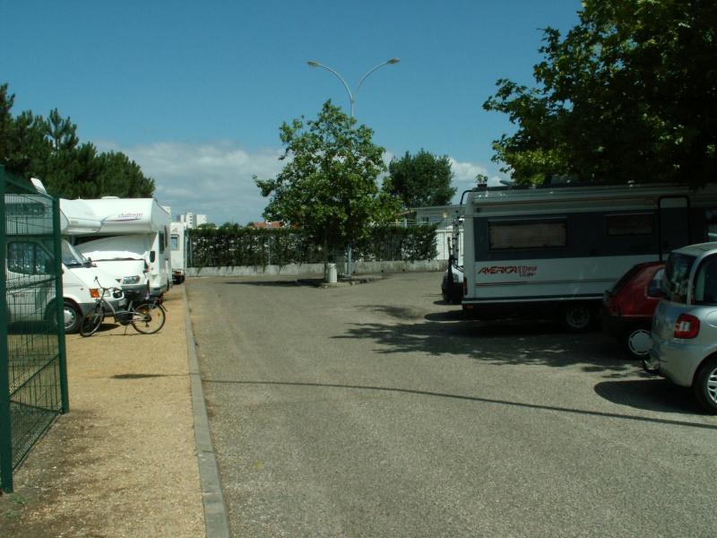 GIRONDE (33) Arcachon parque les camping cars dans les rejets d'égouts 6_8_1010