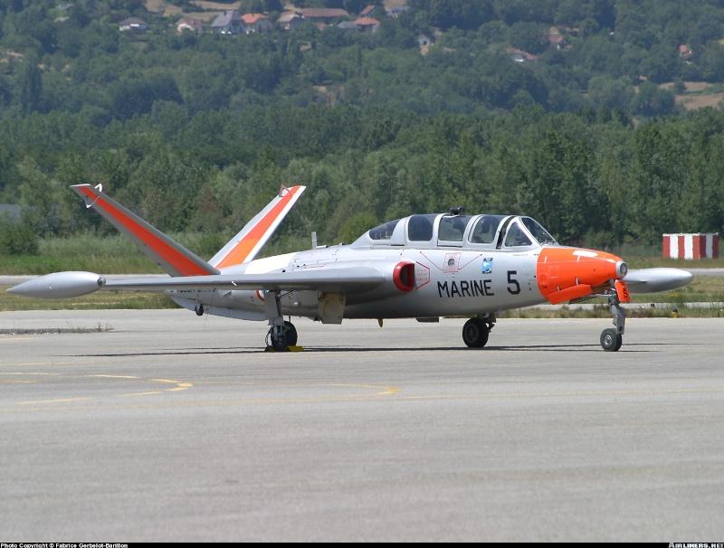 Fouga CM-175 Zéphyr-Spécial Hobby-1/72° (terminé) - Page 2 05388110