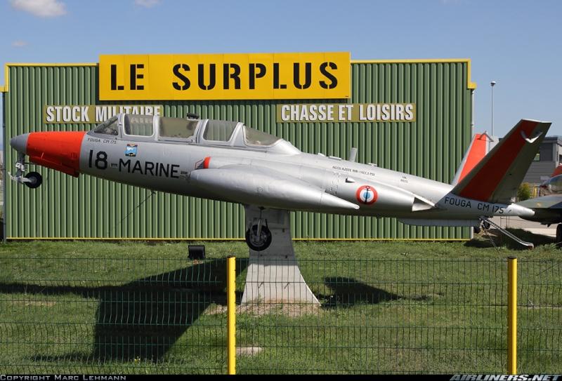Fouga CM-175 Zéphyr-Spécial Hobby-1/72° (terminé) - Page 2 20016710