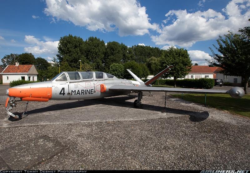Fouga CM-175 Zéphyr-Spécial Hobby-1/72° (terminé) - Page 2 23148410