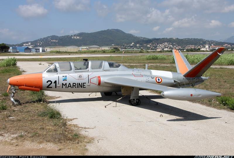 Fouga CM-175 Zéphyr-Spécial Hobby-1/72° (terminé) - Page 2 25061910