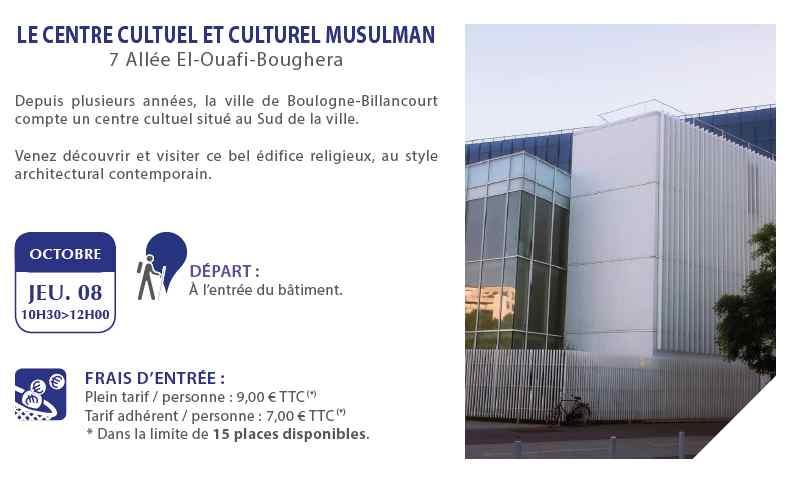 Centre Culturel et Cultuel Musulman (CCCM) Clipb104