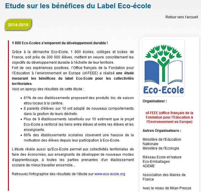 Groupe scolaire des Sciences et de la Biodiversité : informations et photos Clipbo75