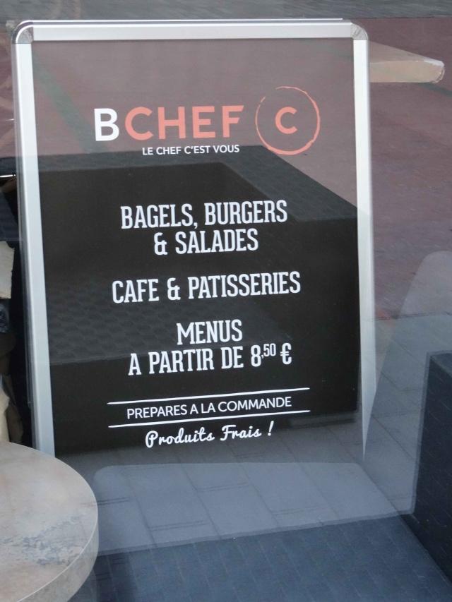 Restaurant Bagel chef (Bchef) Dsc00812