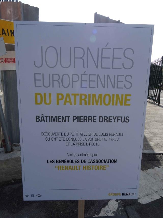 Histoire Renault Boulogne-Billancourt Dsc00919