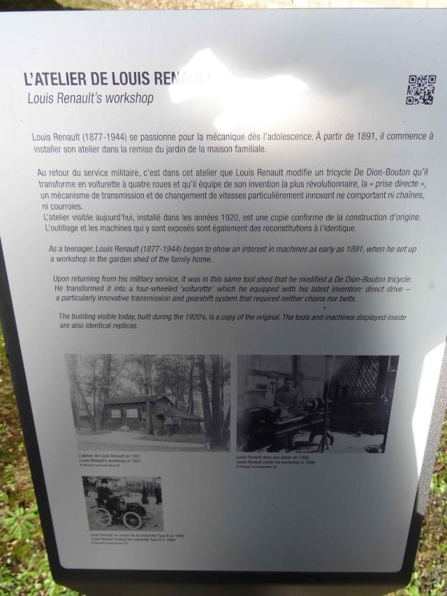 Histoire Renault Boulogne-Billancourt Dsc00923