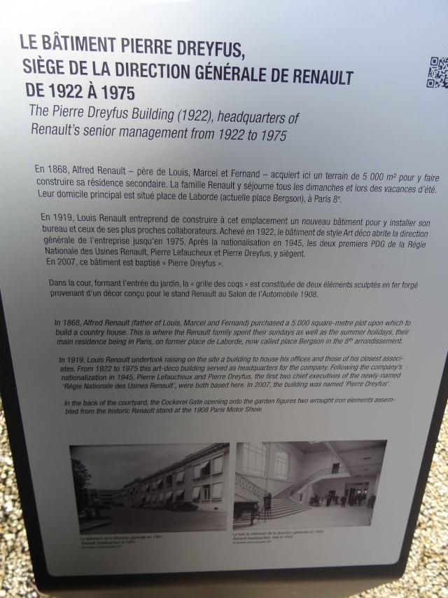 Histoire Renault Boulogne-Billancourt Dsc00924