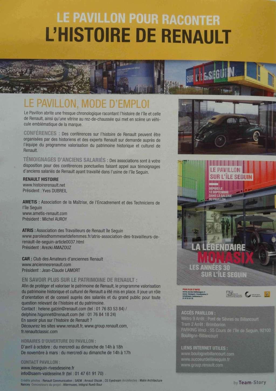 Histoire Renault Boulogne-Billancourt Dsc01417